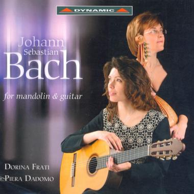 Bach for mandolin & Guitar