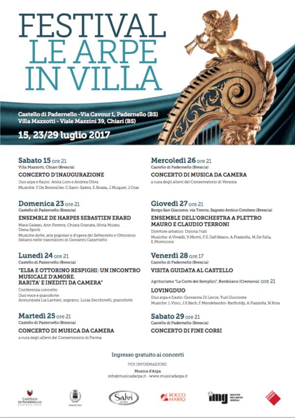 Concerto a Borgo San Giacomo