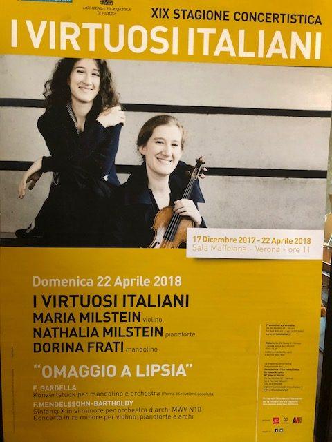 Concerto con I Virtuosi Italiani